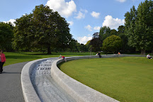 Princess Diana Memorial Fountain, London, United Kingdom