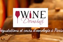 Wine Dominus, Paris, France