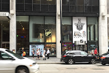 NHL Store, New York City, United States