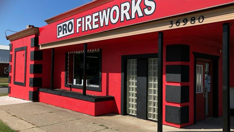 Pro Fireworks - Westland