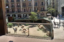 MUHBA Via Sepulcral Romana, Barcelona, Spain