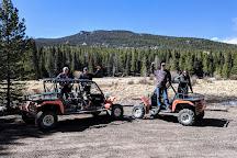 Estes Park ATV Rentals, Estes Park, United States