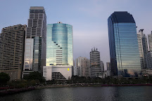 Benjakitti Park, Bangkok, Thailand