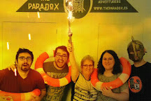 The Paradox Escape Room, Benidorm, Spain