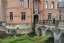 The Castle of Ooidonk, Deinze, Belgium