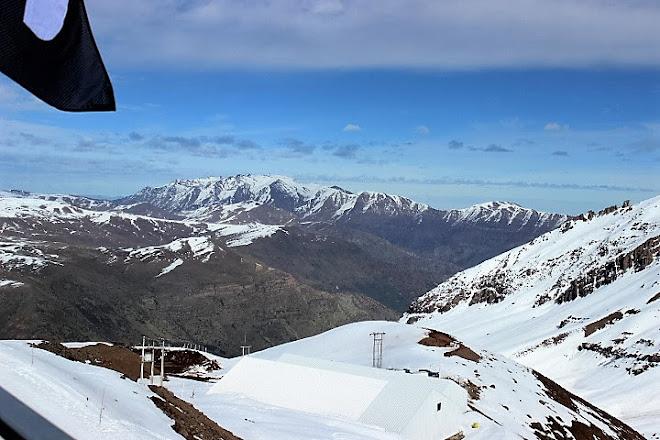 Valle Nevado, Santiago, Chile