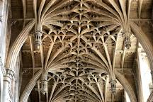Christ Church Cathedral, Oxford, United Kingdom
