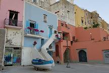 The Port of Corricella, Procida Island, Italy