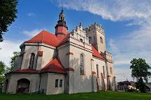 St. Theresa Catholic Church, Bialowieza, Poland