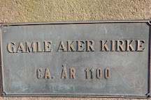 Old Aker Church, Oslo, Norway