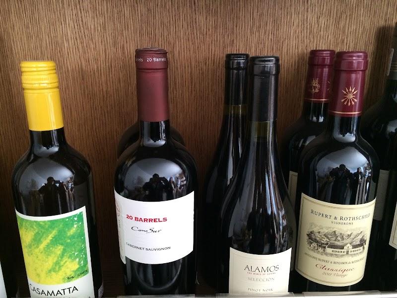 Wine Shop チェノ・ヴィノ