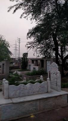 Cemetery lahore Badami Bagh