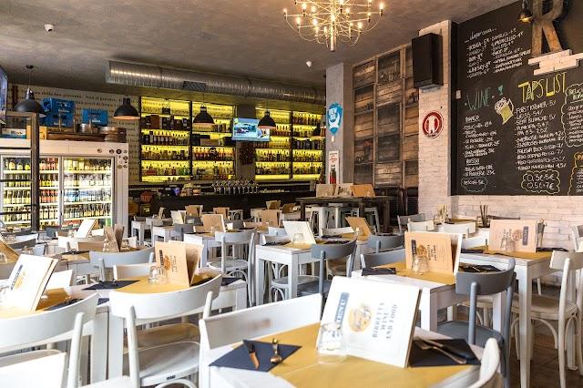 Birretta Wine and Food - Hamburgeria