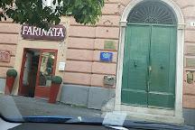 Piazza Corvetto, Genoa, Italy