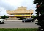Русский театр драмы и комедии Карачаево-Черкесской Республики на фото Черкесска
