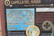 Capella del Roser, Valls, Spain