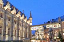 Ghent City Center, Ghent, Belgium