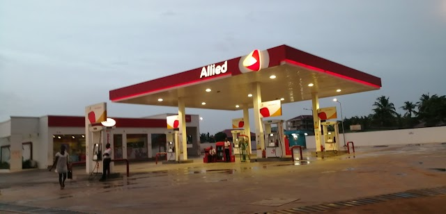 Allied Oil Fuel Filling Station