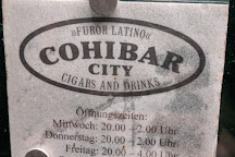 Cohibar City, Munich, Germany