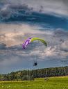 Tegelberg Bergstation Paragliding