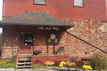 Old Red Mill, Jericho, United States