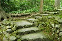 Kakusenkei Gorge, Kaga, Japan