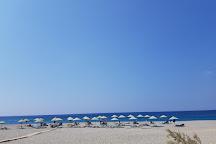 Triopetra Beach, Plakias, Greece