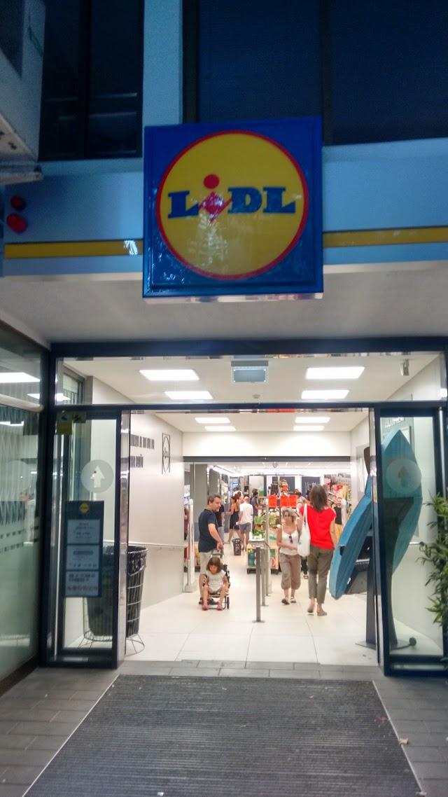 LIDL, carrer de Bailèn