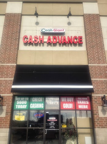 Cash Giant Of Eastpointe Payday Loans Picture