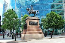 Prince Albert Equestrian Statue, London, United Kingdom
