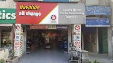 Havoline Oil Change & Cooling Master
