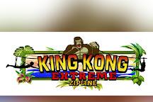King Kong Extreme Zipline, Roatan, Honduras