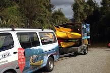 Glacier Country Kayaks, Franz Josef, New Zealand