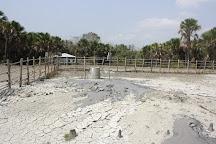 Mud Volcano, Baratang Island, India