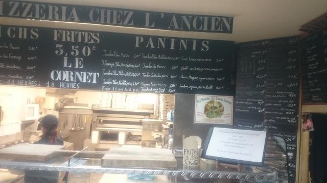 Sur les Pas des Saveurs / Pizza Chez L'Ancien