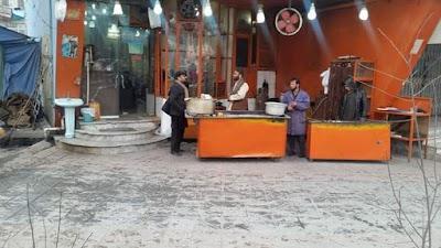 Ensaaf restaurant