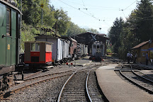 Chemin de fer-musée Blonay-Chamby, Lausanne, Switzerland
