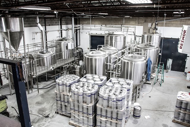 Torn Label Brewing Co.