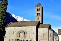 Chiesa di Santa Maria del Castello, Giornico, Switzerland