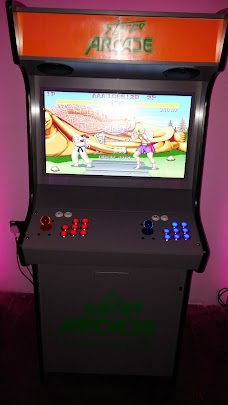 Stereo Arcade dubai UAE