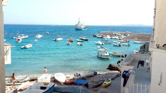 Cala Dogana Beach