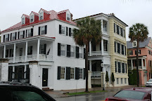 Rainbow Row, Charleston, United States