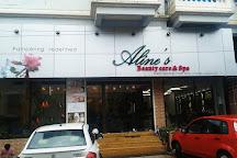 Aline's Beauty Care & Spa Miramar, Panjim, India