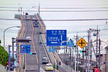 Eshima Ohashi Bridge, Sakaiminato, Japan