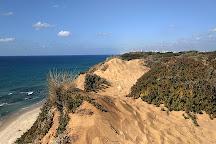 Ga'ash Beach, Tel Aviv, Israel