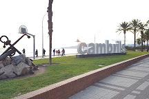 Parc del Pescador, Cambrils, Spain