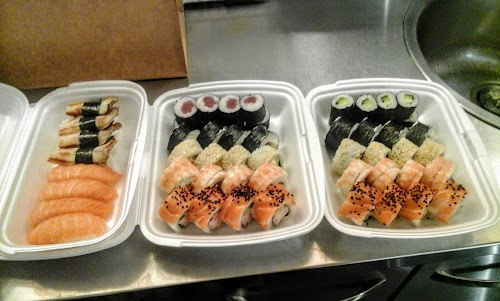 Sushi Shop Laagri Maksimarketis