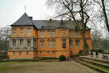 Schloss Rheydt, Monchengladbach, Germany