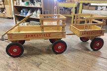 Wisconsin Wagon Company, Janesville, United States