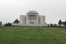 Cardston Alberta Temple, Cardston, Canada